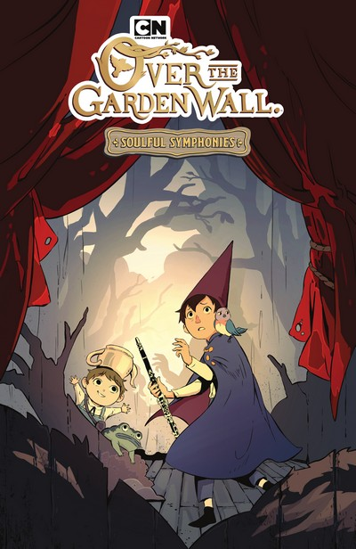 Over the Garden Wall – Soulful Symphonies (TPB) (2020)