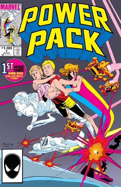 Power Pack #1 – 63 (1984-1991 + 2018)