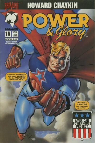 Power and Glory #1 – 4 (1994)