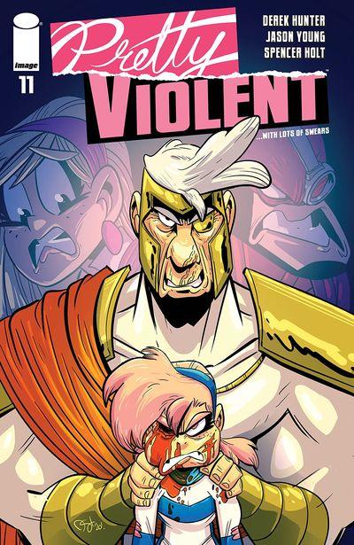 Pretty Violent #11 (2020)