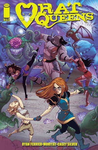 Rat Queens Vol. 2 #23 (2020)