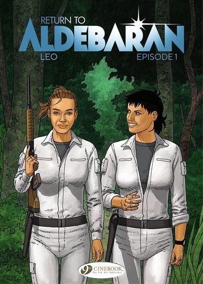 Return to Aldebaran – Episode 1 – 2 (2019-2020)