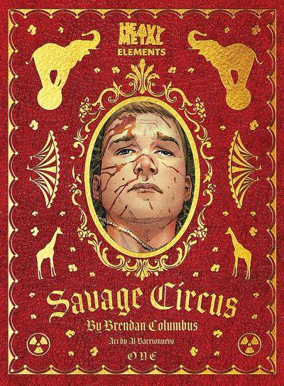 Savage Circus #1 (2020)