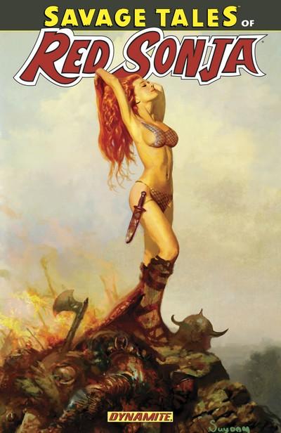 Savage Tales of Red Sonja Vol. 1 (TPB) (2009)
