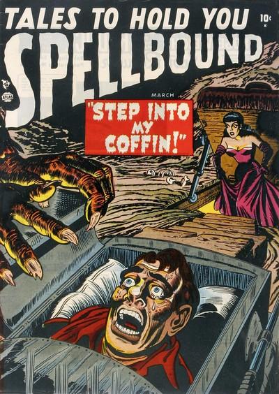 Spellbound #1 – 34 (1952-1957)