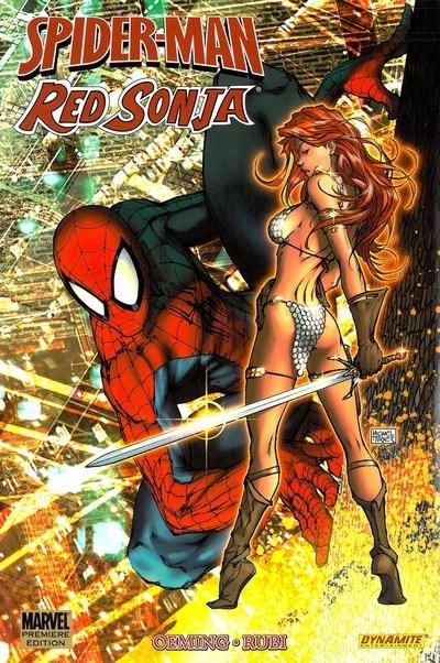 Spider-Man – Red Sonja (2008) (HC)