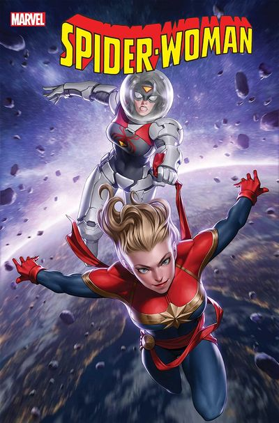 Spider-Woman #6 (2020)