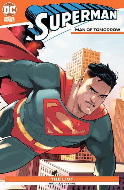 Superman – Man of Tomorrow #20 (2020)