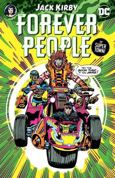 The Forever People by Jack Kirby (2020)