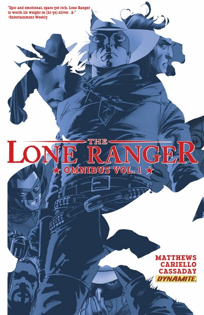 The Lone Ranger Omnibus Vol. 1 (2013)