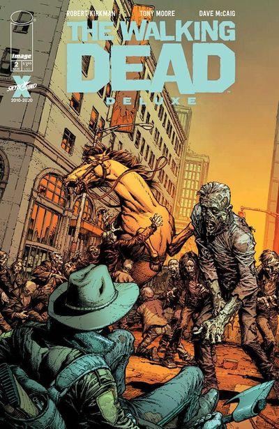 The Walking Dead Deluxe #2 (2020)