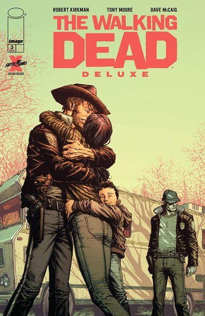 The Walking Dead Deluxe #3 (2020)