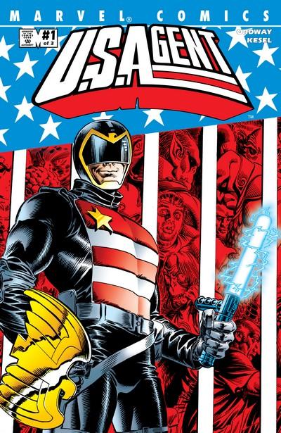 U.S.Agent #1 – 3 (2001)