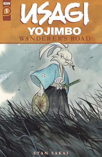 Usagi Yojimbo – Wanderer's Road #1 (2020)
