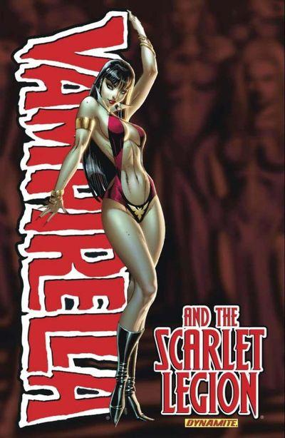 Vampirella and the Scarlet Legion Vol. 1 (TPB) (2012)