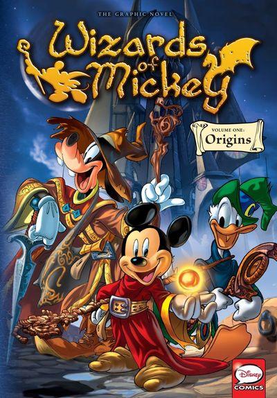 Wizards of Mickey Vol. 1 – Origins (2020)