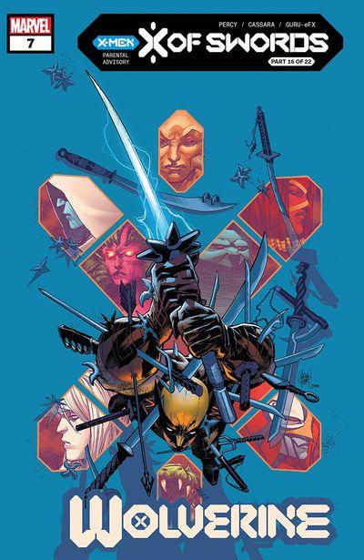 Wolverine #7 (2020)