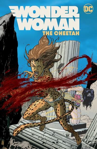 Wonder Woman – The Cheetah (TPB) (2020)