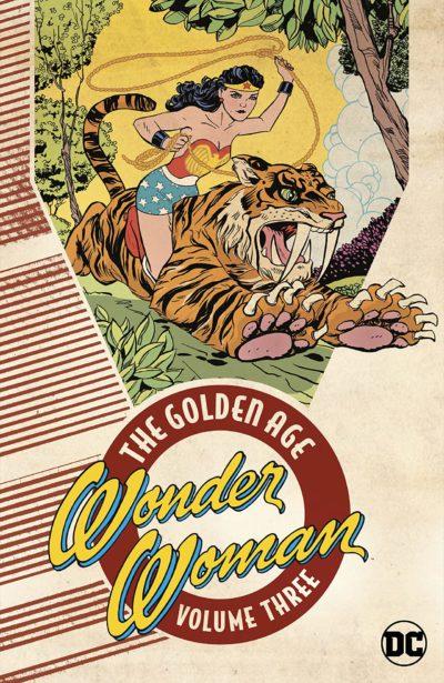 Wonder Woman – The Golden Age Vol. 3 (2019)