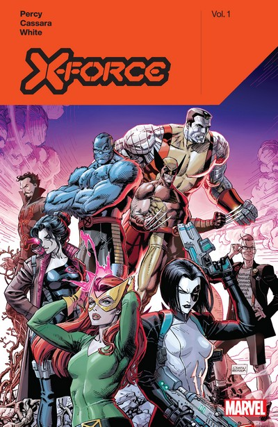X-Force by Benjamin Percy Vol. 1 (2020)