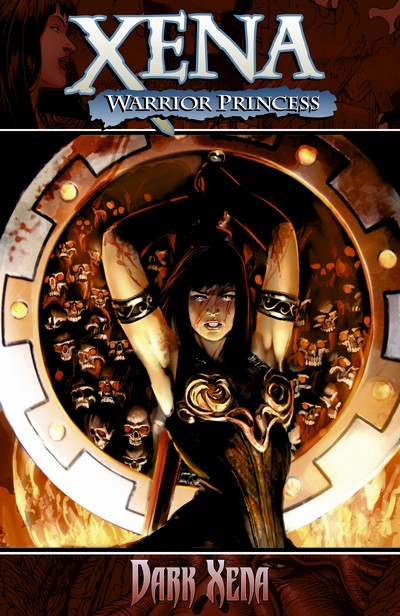 Xena – Warrior Princess Vol. 2 – Dark Xena (TPB) (2007)