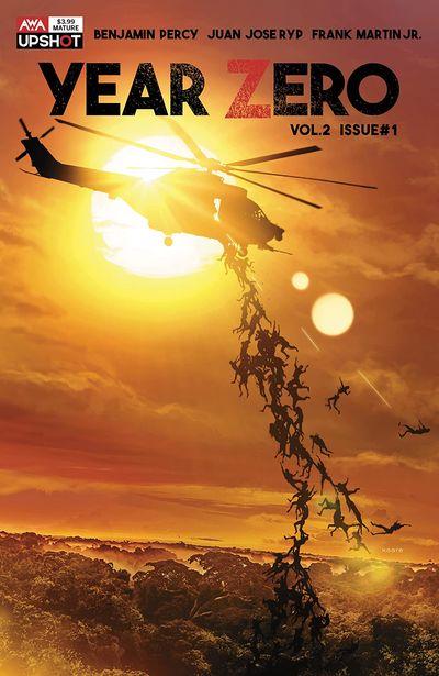 Year Zero Vol. 2 #1 (2020)