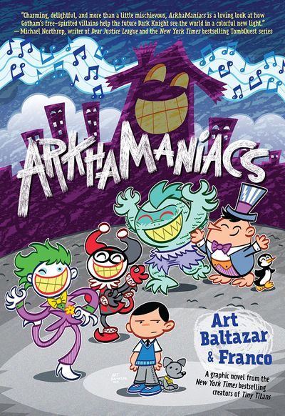 ArkhaManiacs (2020)