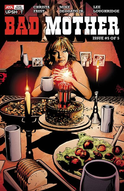 Bad Mother #5 (2020)