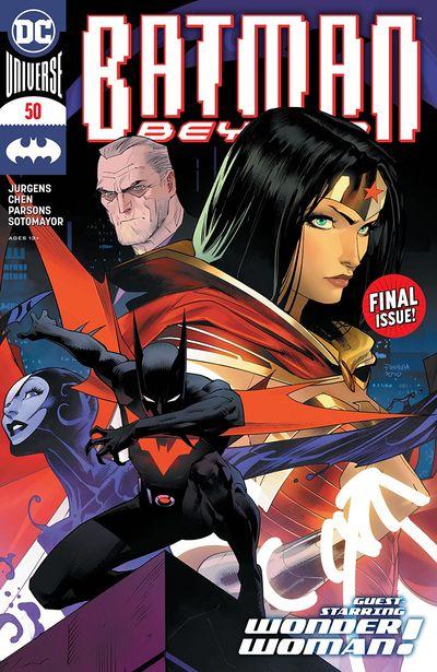 Batman Beyond #50 (2020)