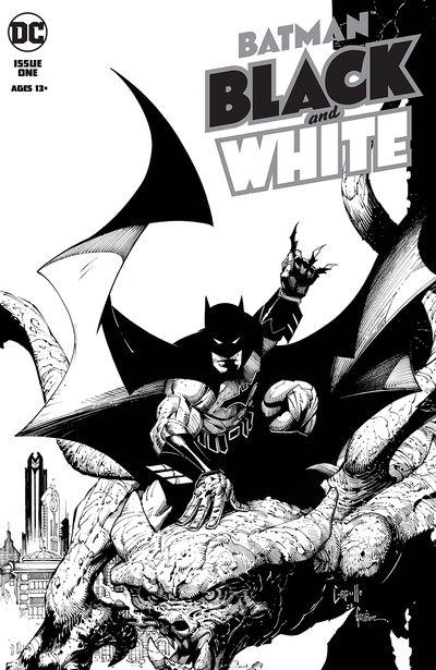 Batman Black and White #1 (2020)