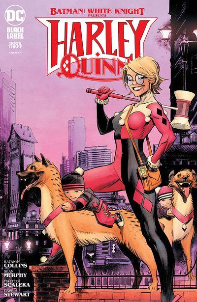 Batman – White Knight Presents – Harley Quinn #3 (2020)