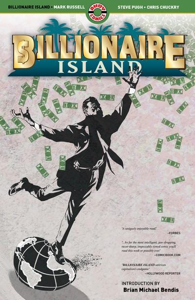 Billionaire Island Vol. 1 (TPB) (2020)