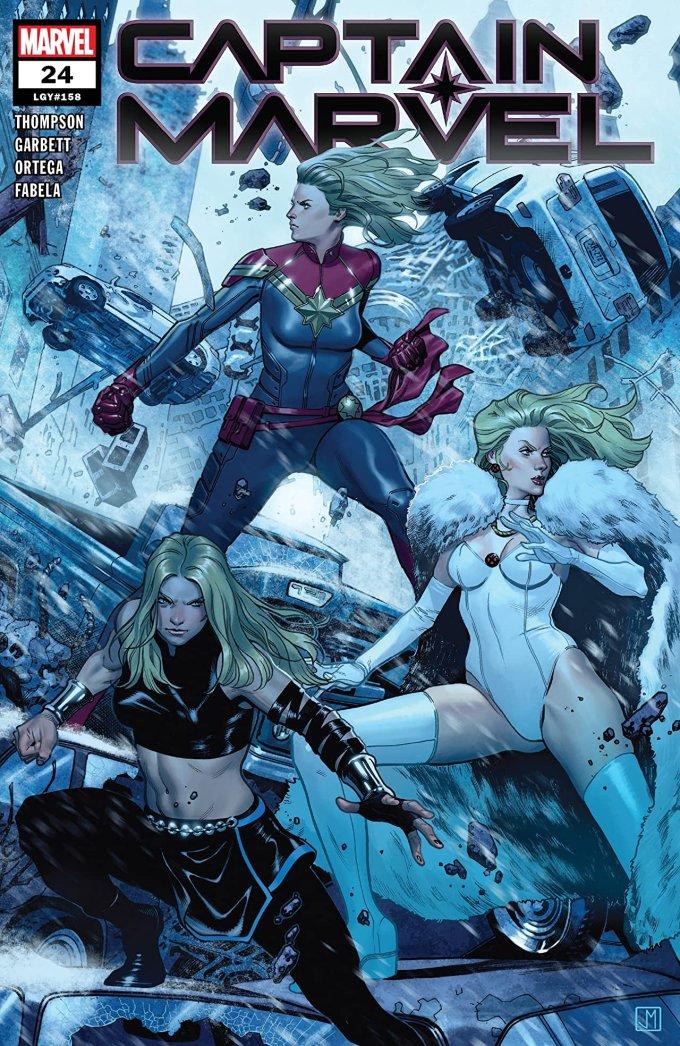Captain Marvel #24 (2020)