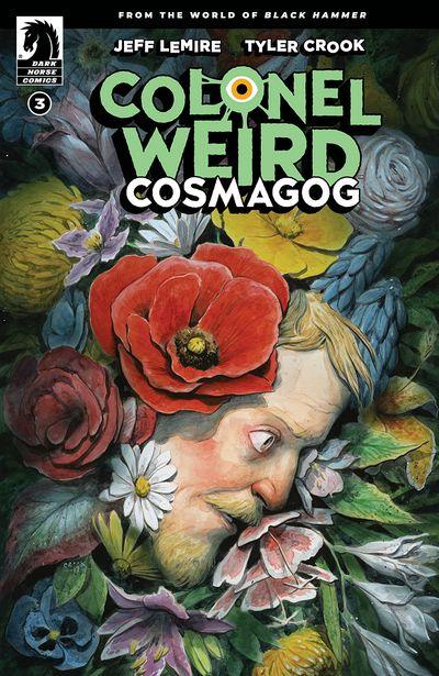 Colonel Weird – Cosmagog #3 (2020)