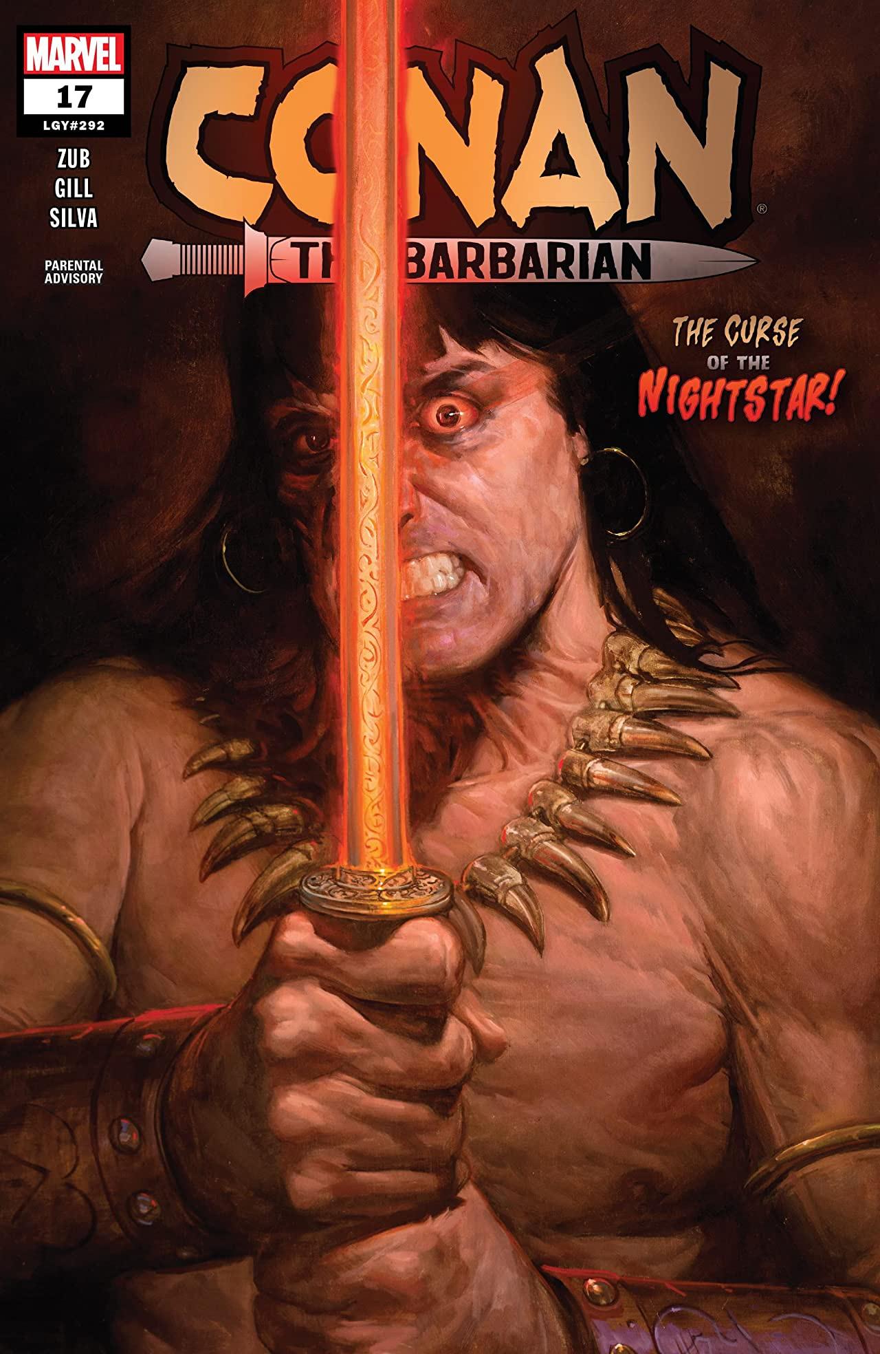 Conan The Barbarian #17 (2020)