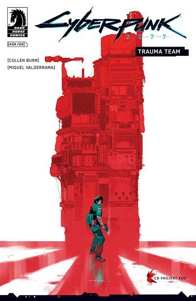 Cyberpunk 2077 – Trauma Team #4 (2020)