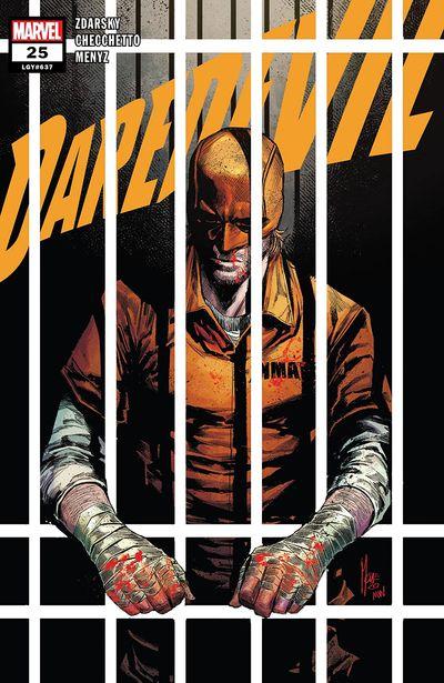 Daredevil #25 (2020)