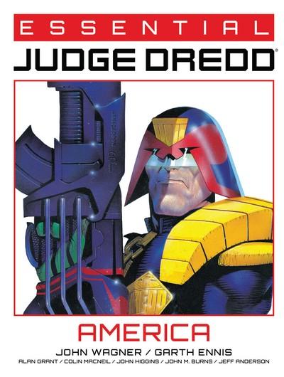 Essential Judge Dredd – America (2020)
