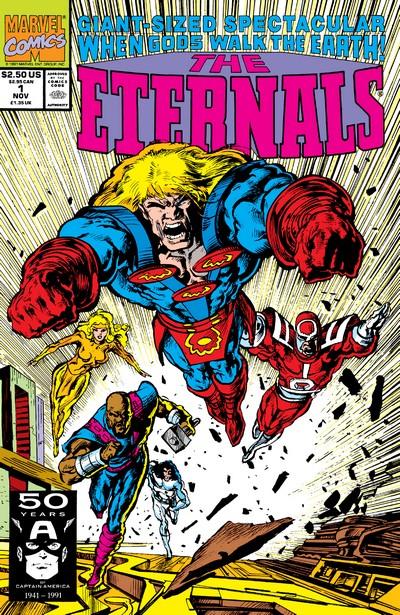 Eternals – The Herod Factor #1 (1991)