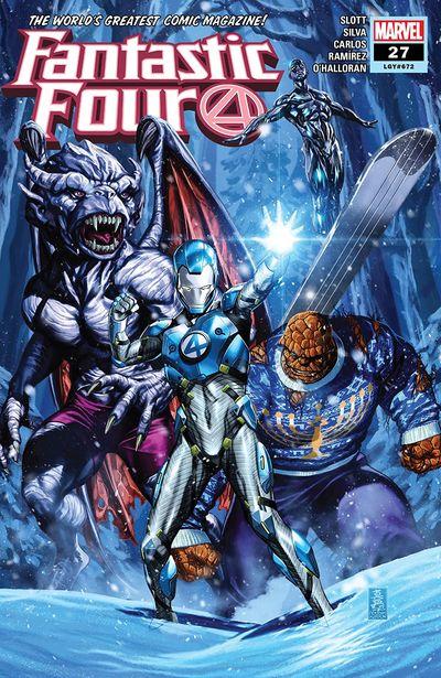 Fantastic Four #27 (2020)