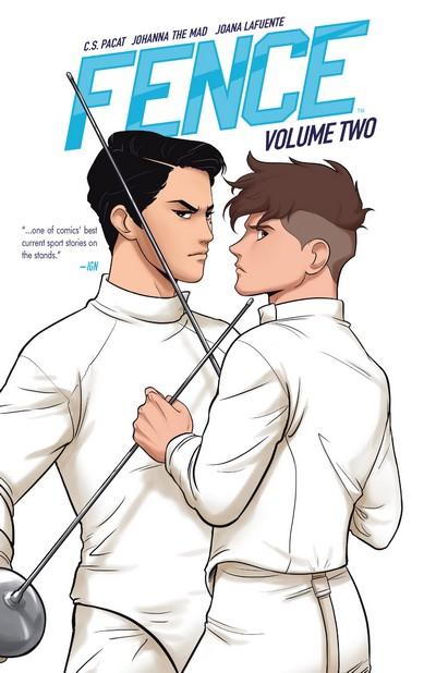 Fence Vol. 2 (TPB) (2019)