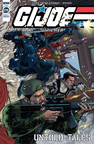 G.I. Joe – A Real American Hero #276 (2020)