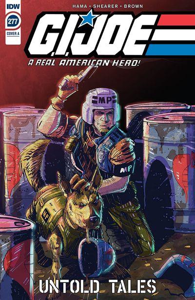 G.I. Joe – A Real American Hero #277 (2020)