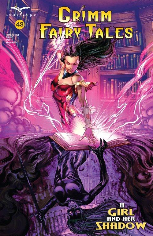 Grimm Fairy Tales Vol. 2 #43 (2020)