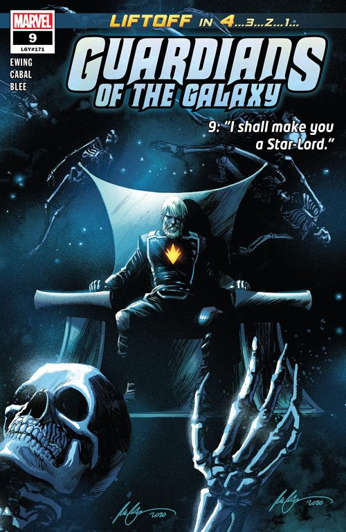Guardians Of The Galaxy #9 (2020)