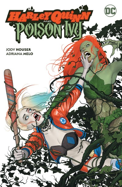 Harley Quinn and Poison Ivy (TPB) (2020)