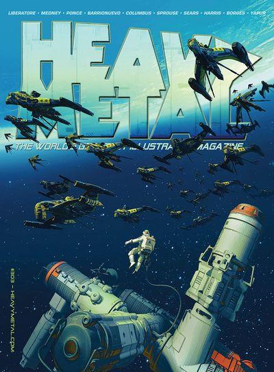 Heavy Metal #303 (2020)