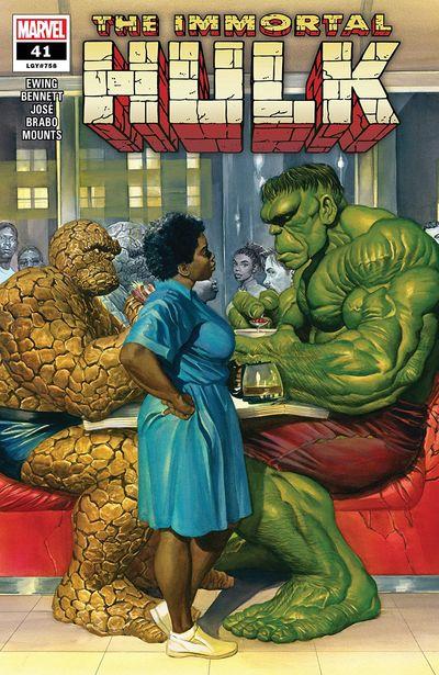 Immortal Hulk #41 (2020)