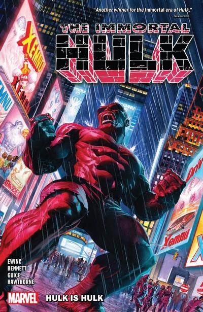Immortal Hulk Vol. 7 – Hulk is Hulk (TPB) (2020)