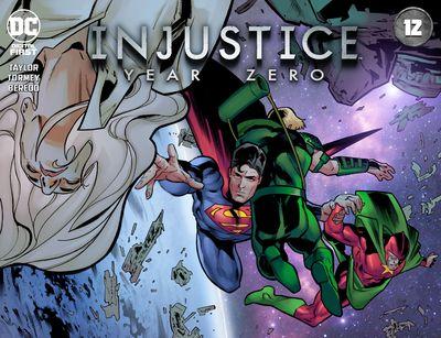 Injustice – Year Zero #12 (2020)
